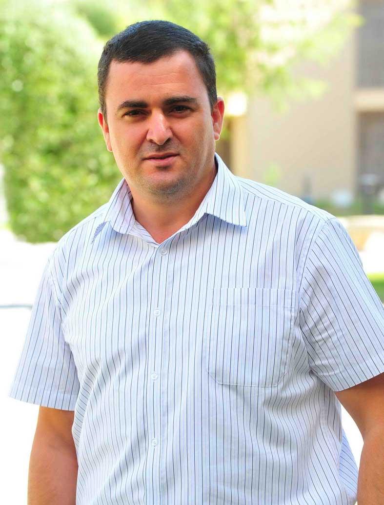Dr Fayҫal Bensaali