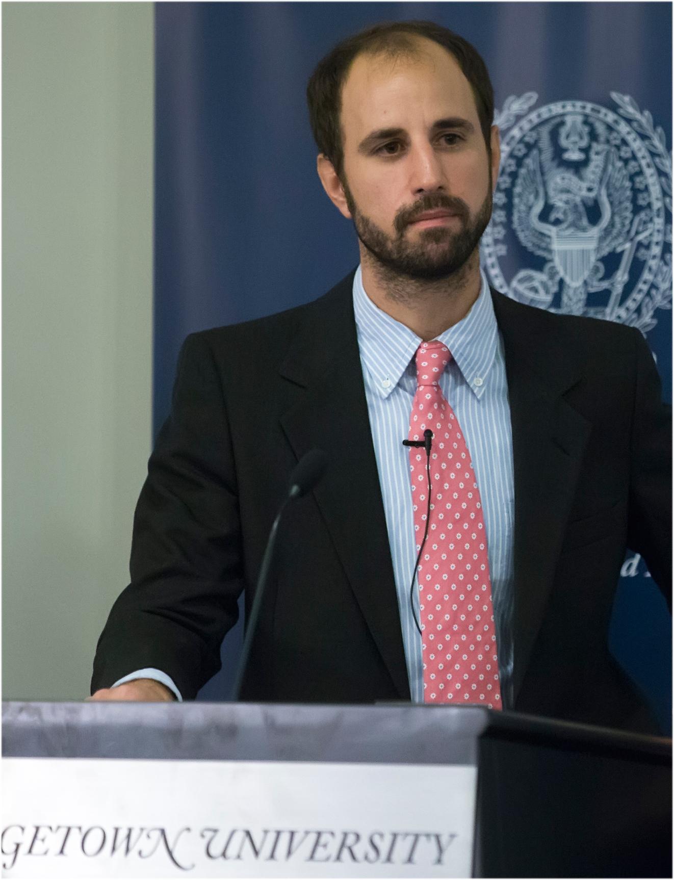 Dr.Justin J. Gengler