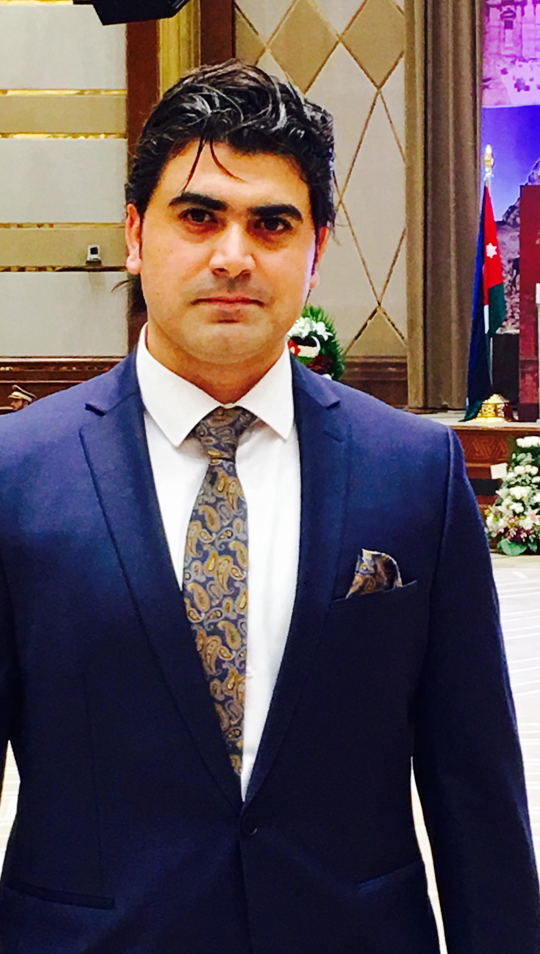 Dr Mohammad Kamel Alomari