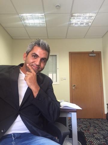 Dr. Mazen-El Masri