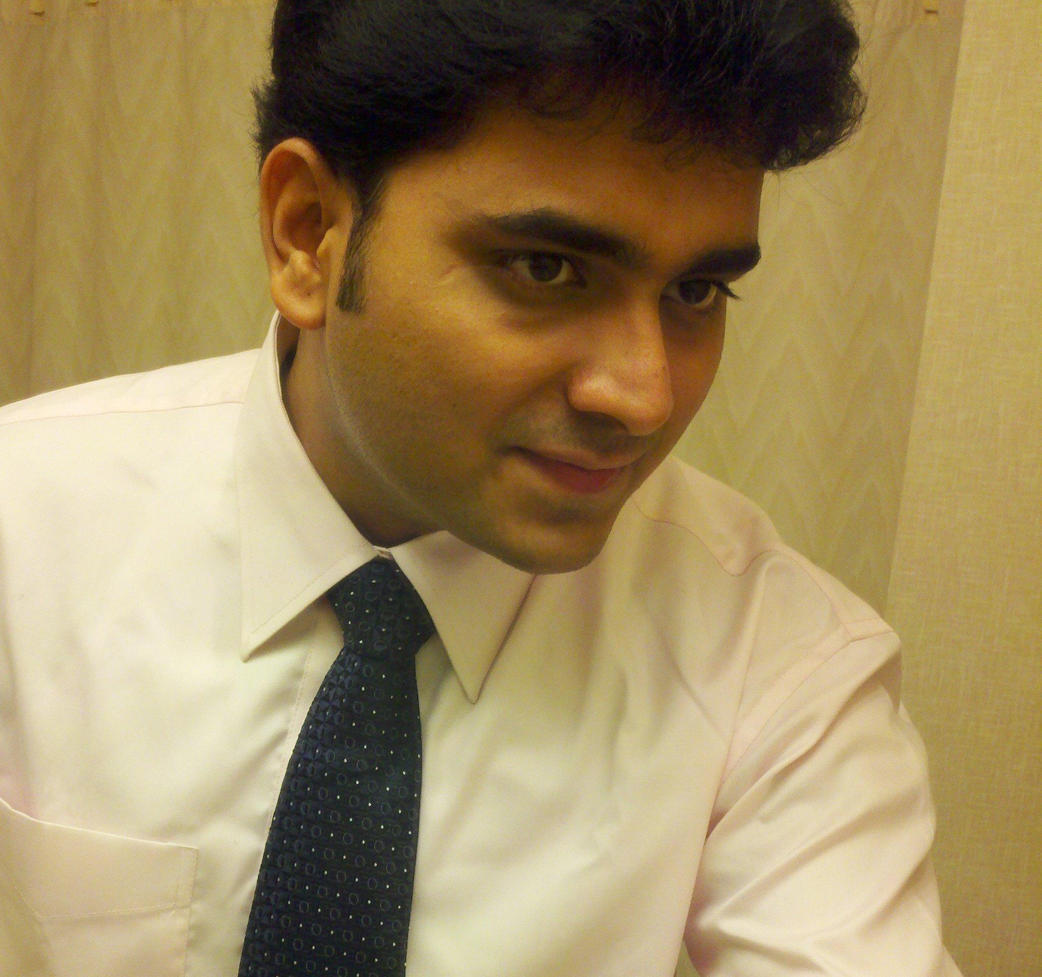 Dr. Rahul Bhosale