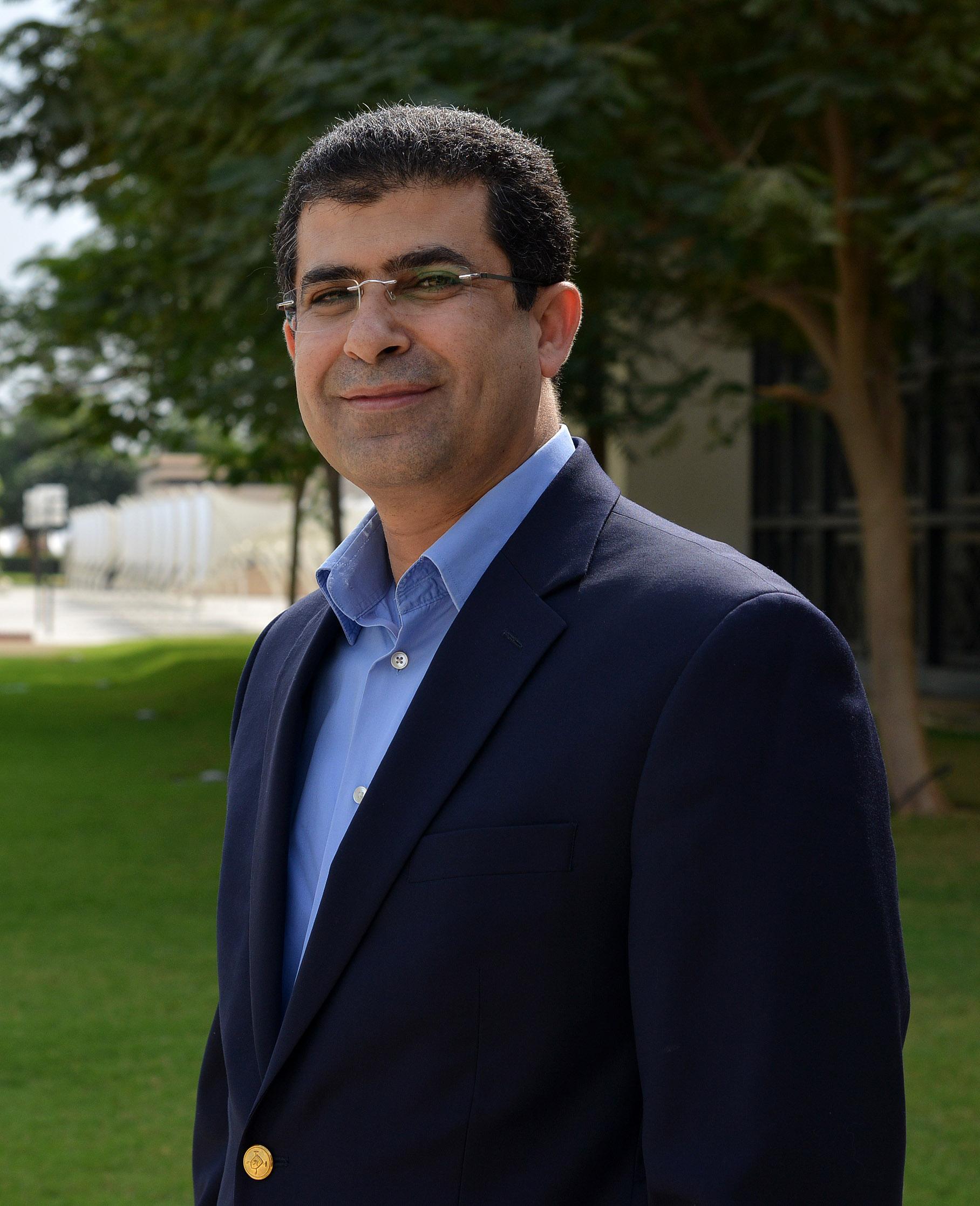 Dr. Riyadh Al-Raoush